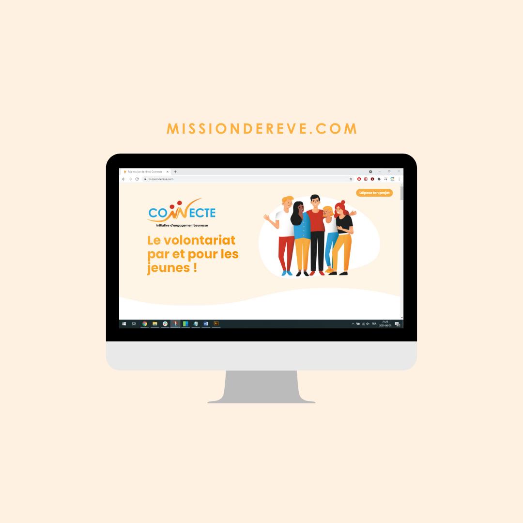 Site web Connecte